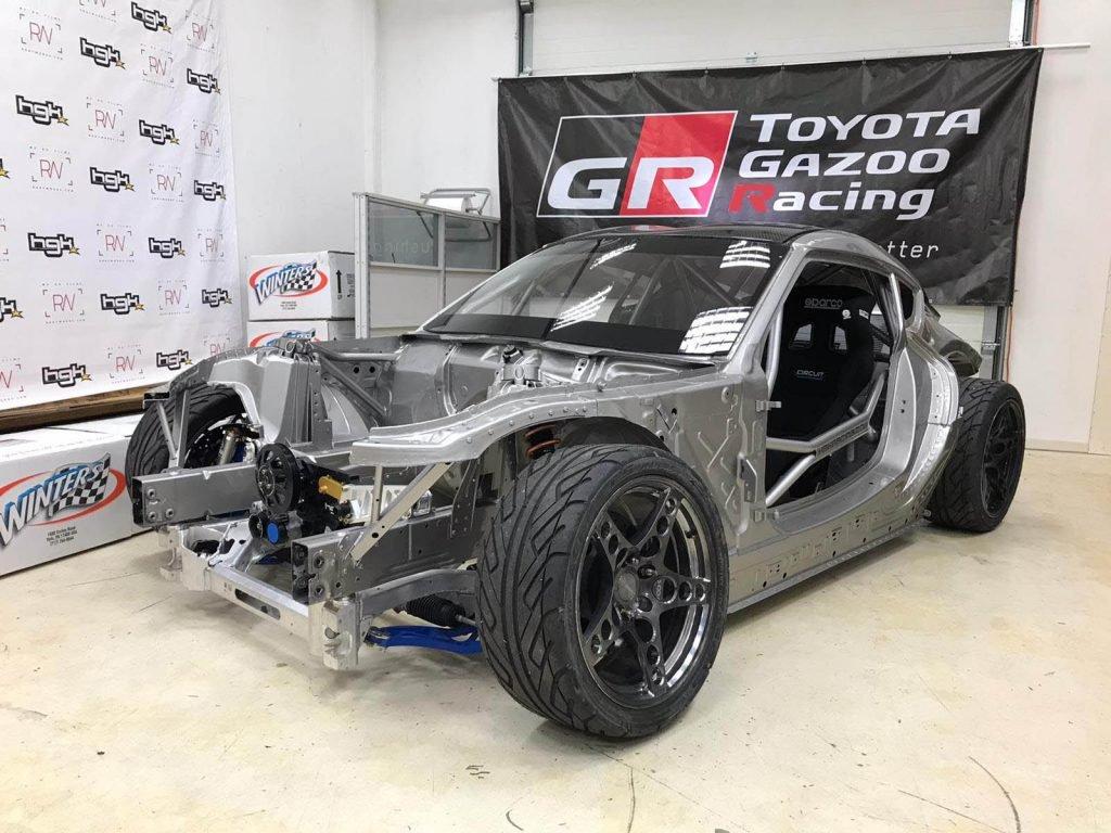 """""""Toyota Gazoo Racing заходит в Россию с серьезными намерениями"""""""