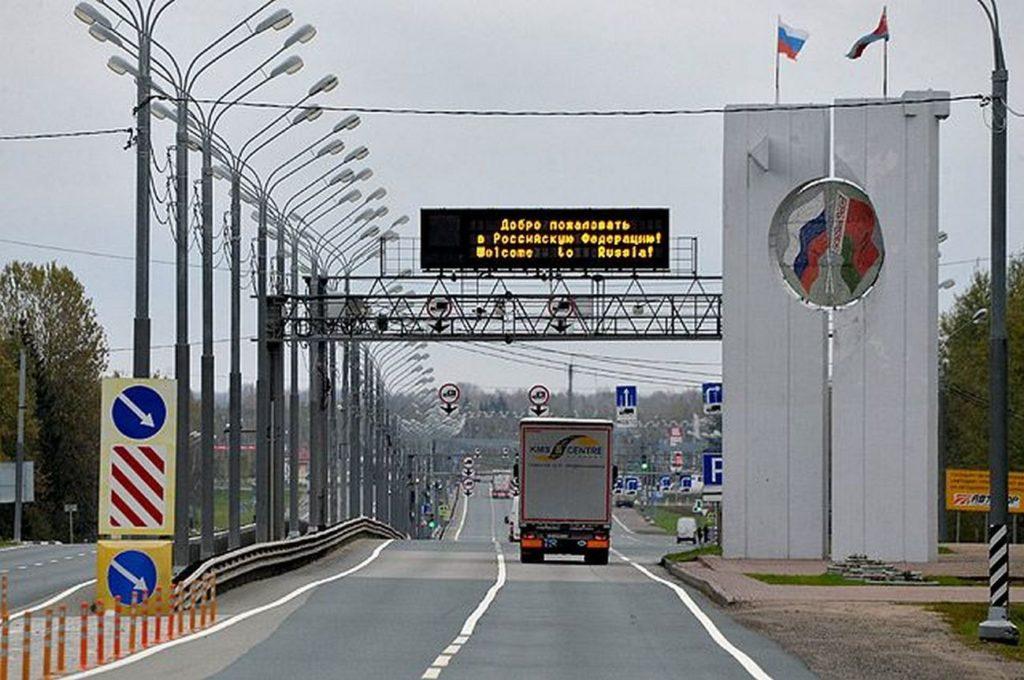 Автомобильное сообщение между Россией и Белоруссией возобновится в ближайшие дни