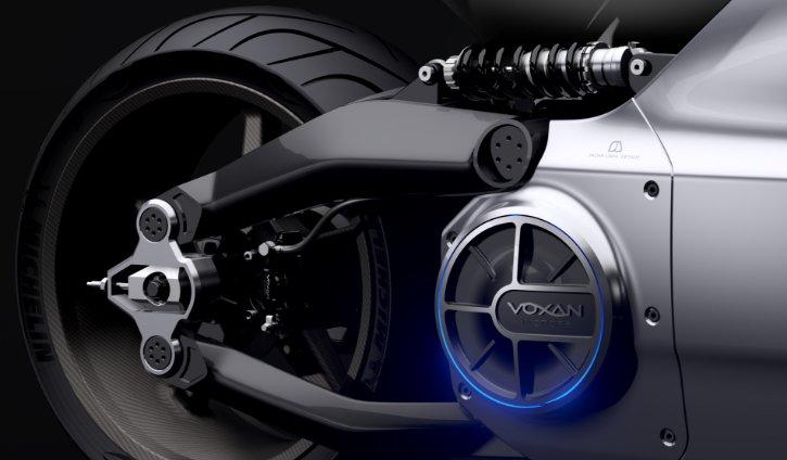 Уникальный электромотоцикл поборется за рекорд скорости