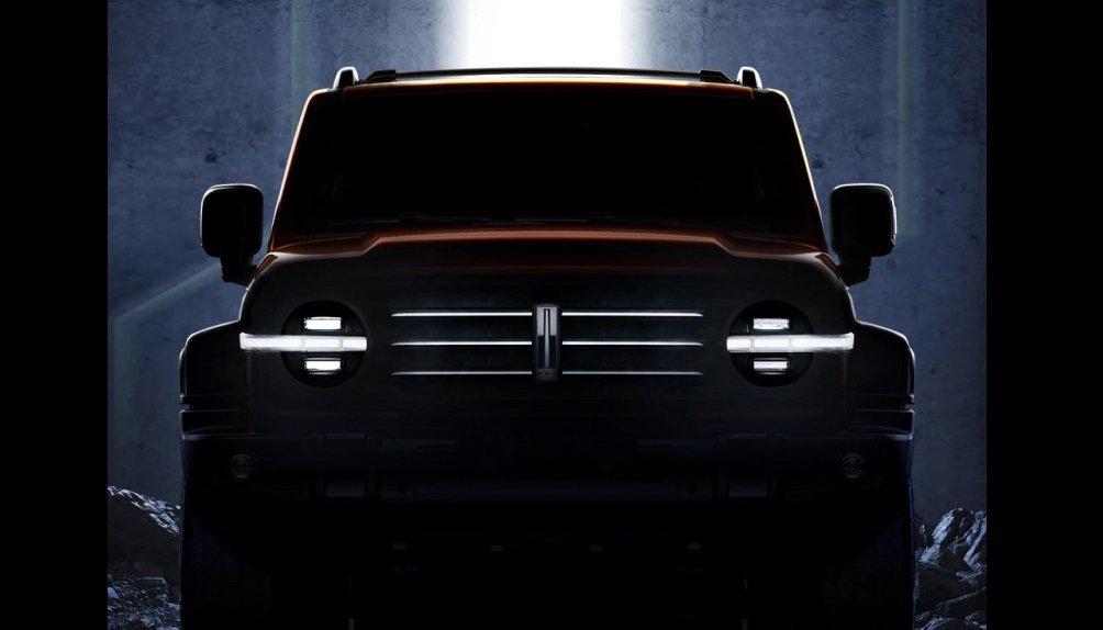 Китайцы привезут в Россию конкурента Ford Bronco