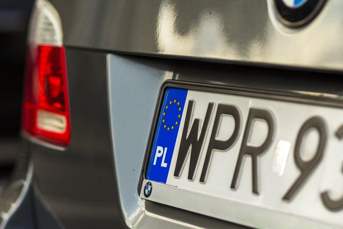 В России изменится способ наказания водителей с иностранными номерами