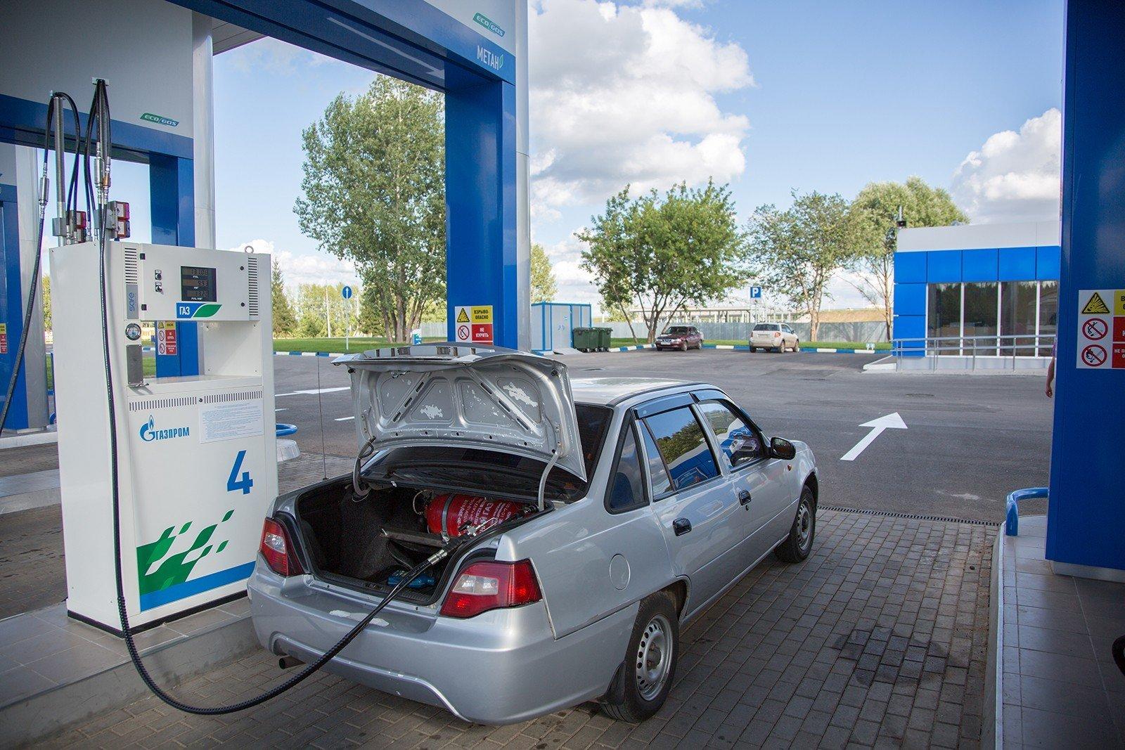 В России увеличат субсидии для перевода транспорта с бензина на газ