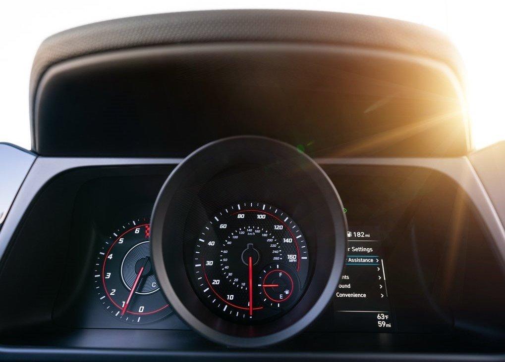 Официально представлен «заряженный» Hyundai Elantra N Line
