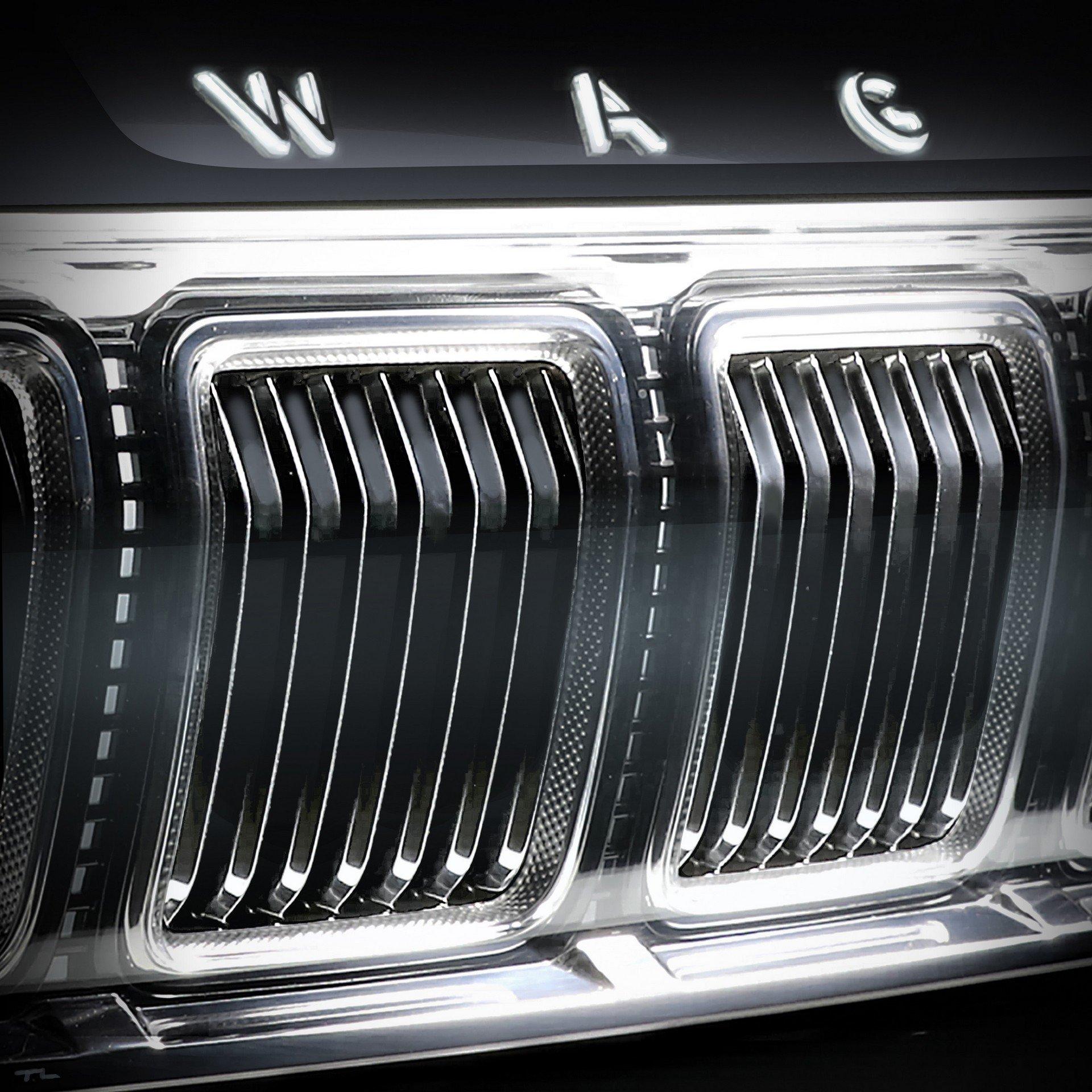Поклонники марки Jeep будут разочарованы «главной премьерой осени»