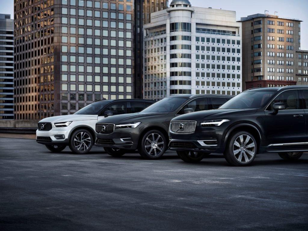 В России рекордно выросли продажи автомобилей Volvo