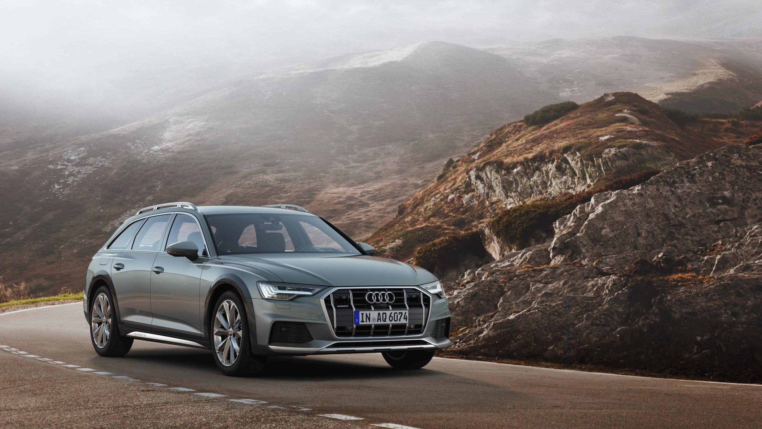 Audi A6 Allroad получил более доступные комплектации