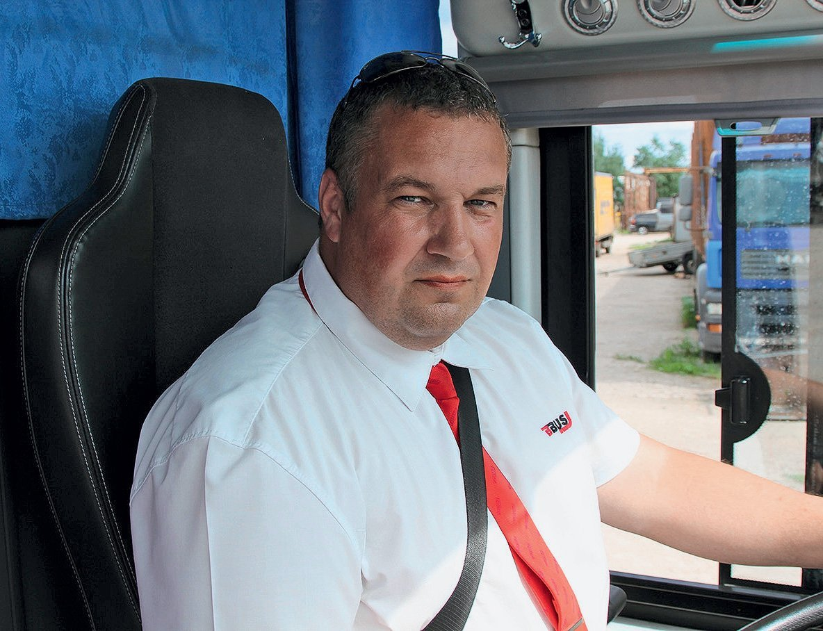 Поставили на автобус новые шины Giti: рассказываем, что случилось с ними через 35 тыс. км