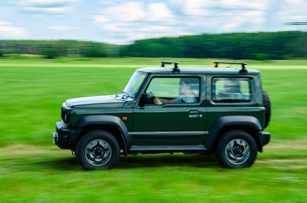 Длительный тест Suzuki Jimny: испытание асфальтом и бездорожьем