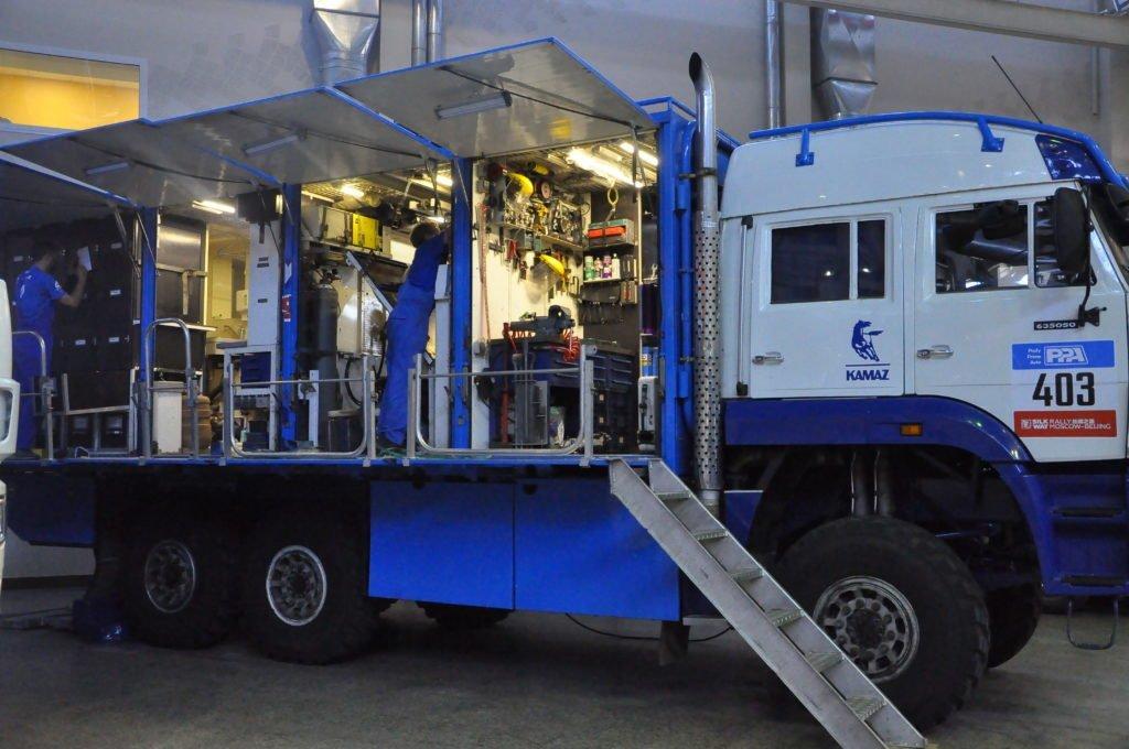 «КАМАЗ-мастер» после пандемии: новый грузовик и подготовка к «Дакару»