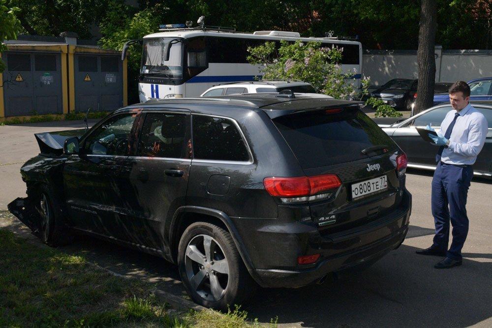 Адвокат Ефремова раскопал «грязное бельё» компании Jeep