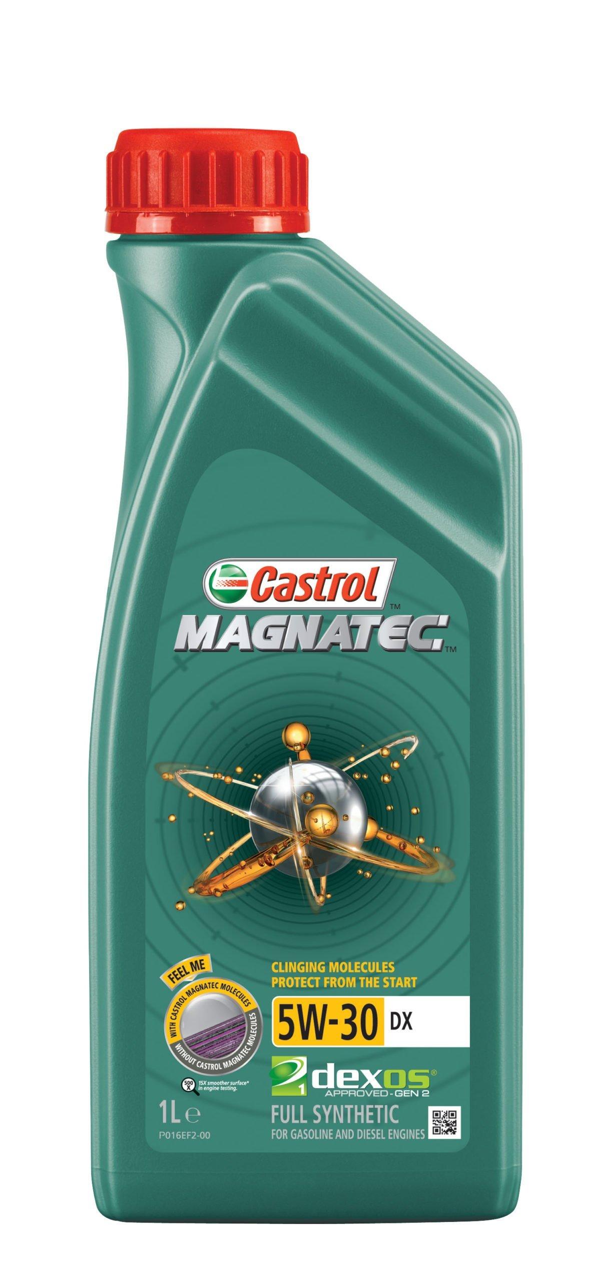 Новый стандарт моторных масел: разбираемся, что в нем особенного, на примере масла Castrol Magnatec 5W-30 DX