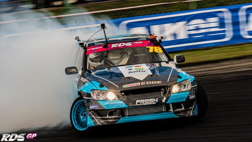 Алексей Головня одержал победу на этапе RDS GP в Нижнем Новгороде