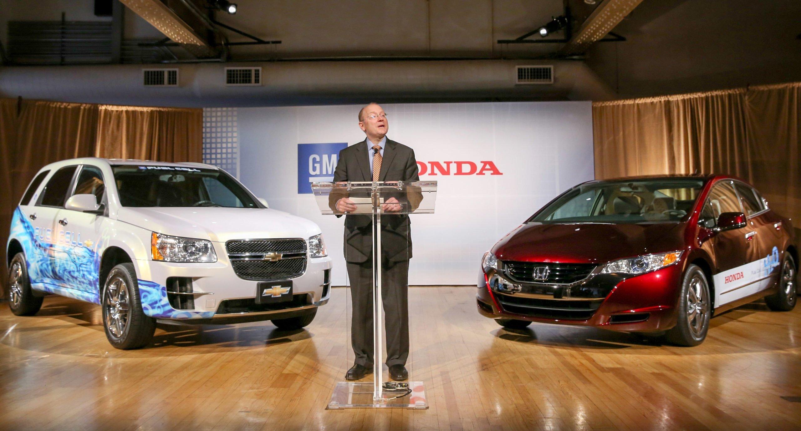 General Motors и Honda создадут стратегический альянс