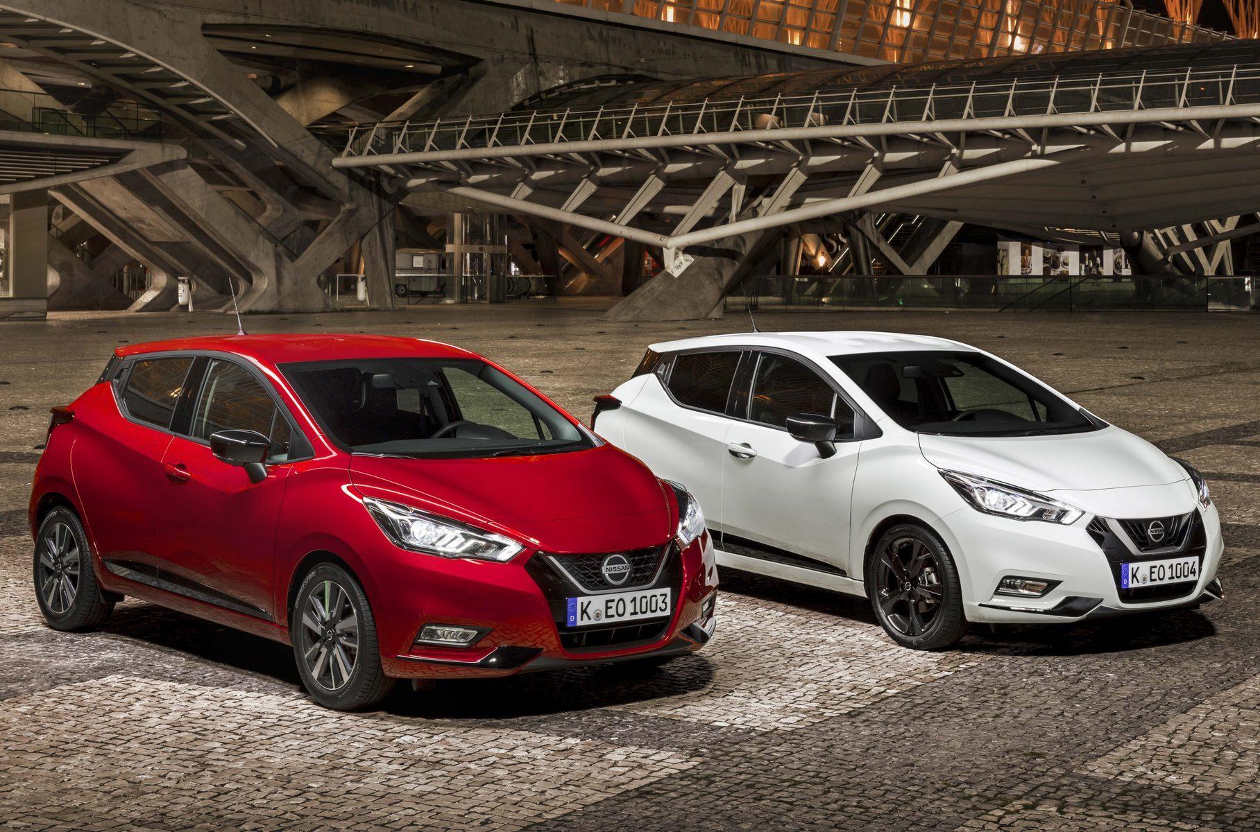 Renault будет разрабатывать следующее поколение Nissan Micra