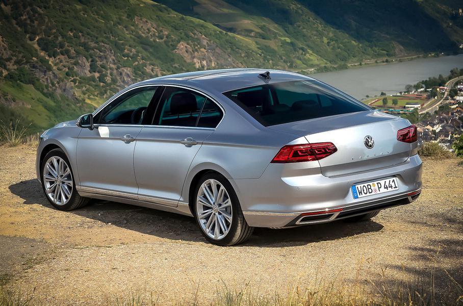 Skoda разработает следующее поколение Volkswagen Passat