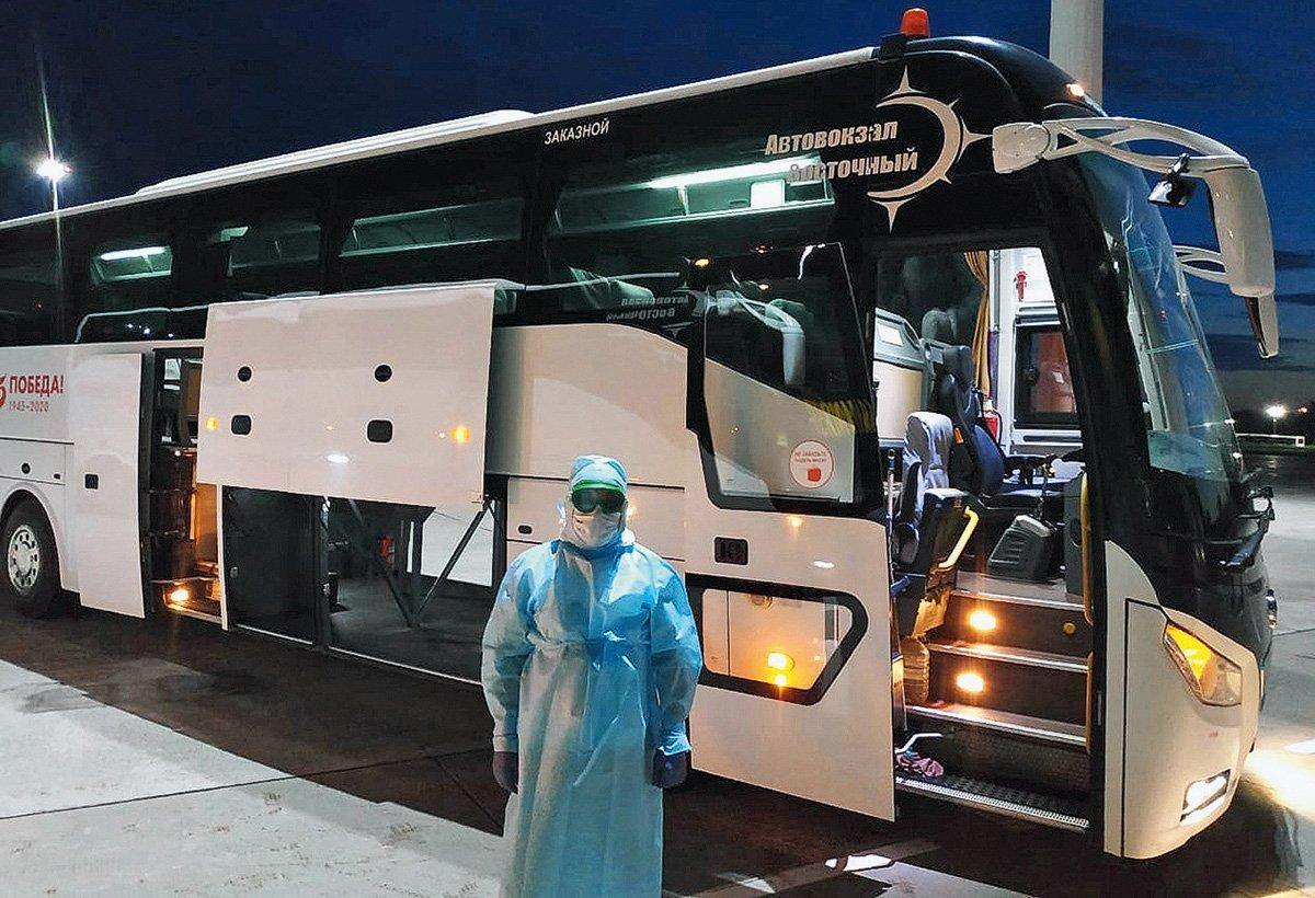 Как китайский автобус Higer отработал в пандемию: считаем затраты и делаем выводы
