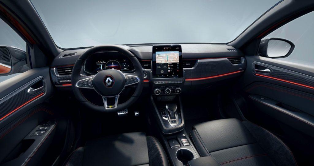 Купе-кроссовер Renault Arkana готов завоевать сердца европейцев