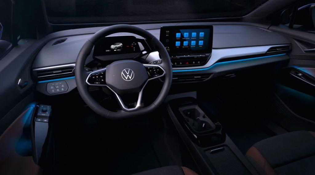 Технологичный кроссовер Volkswagen ID4 готов к завоеванию авторынка