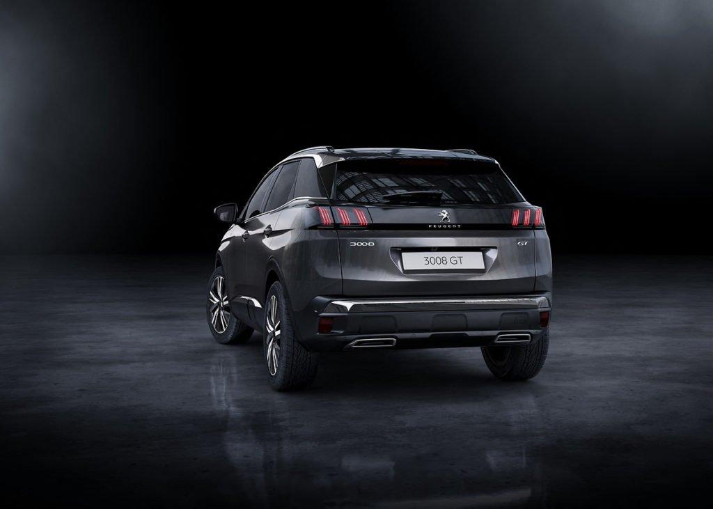Обновленный кроссовер Peugeot 3008 порадует меломанов