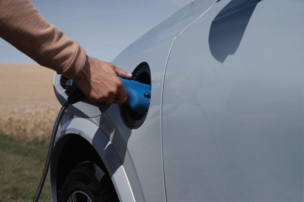 Volvo сокращает углеродный след