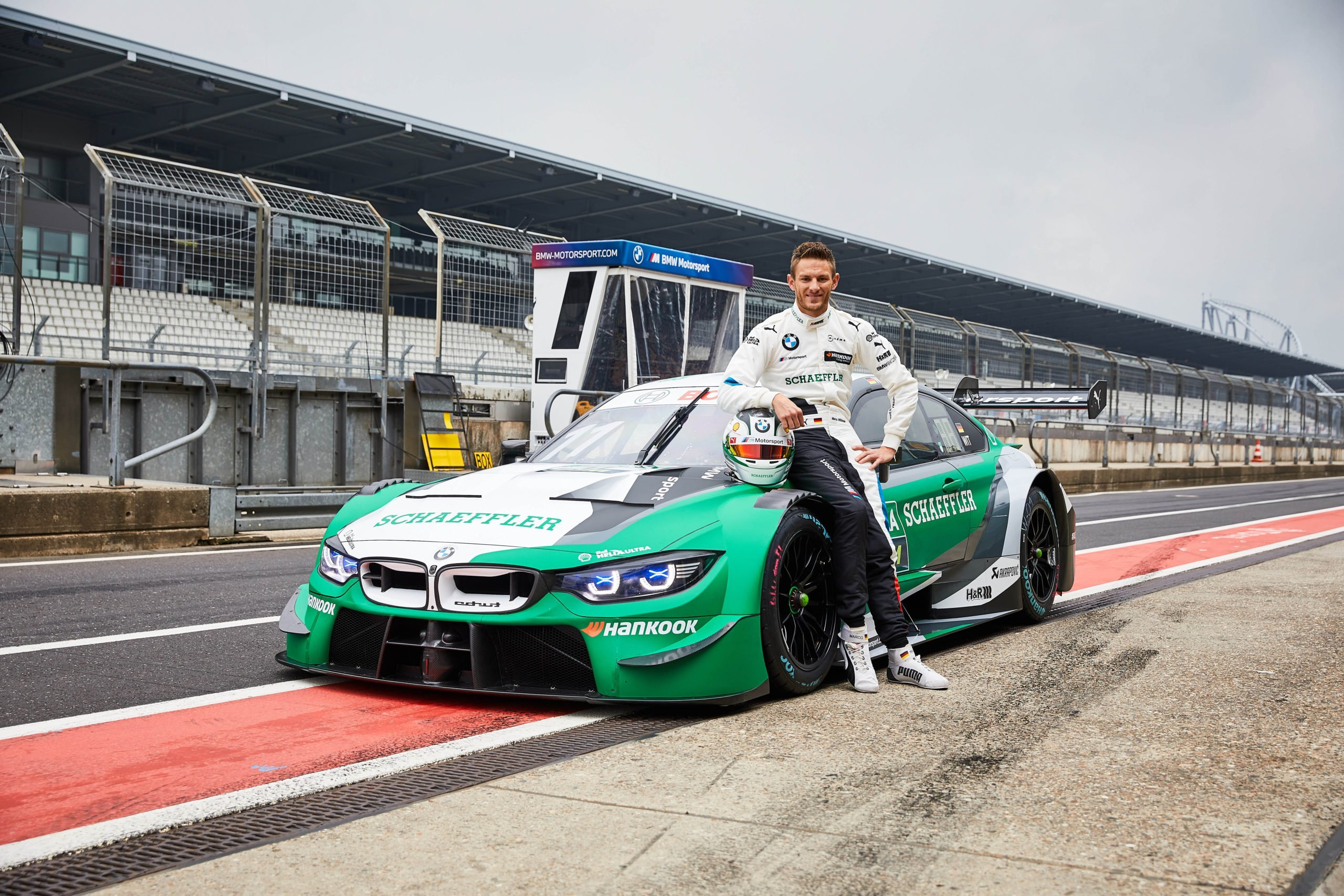 Гонка технологий: Schaeffler и BMW M Motorsport открыли новый сезон DTM