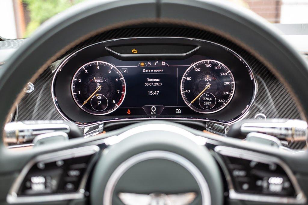 Когда меньше – лучше. Тест Bentley Continental GT с мотором V8