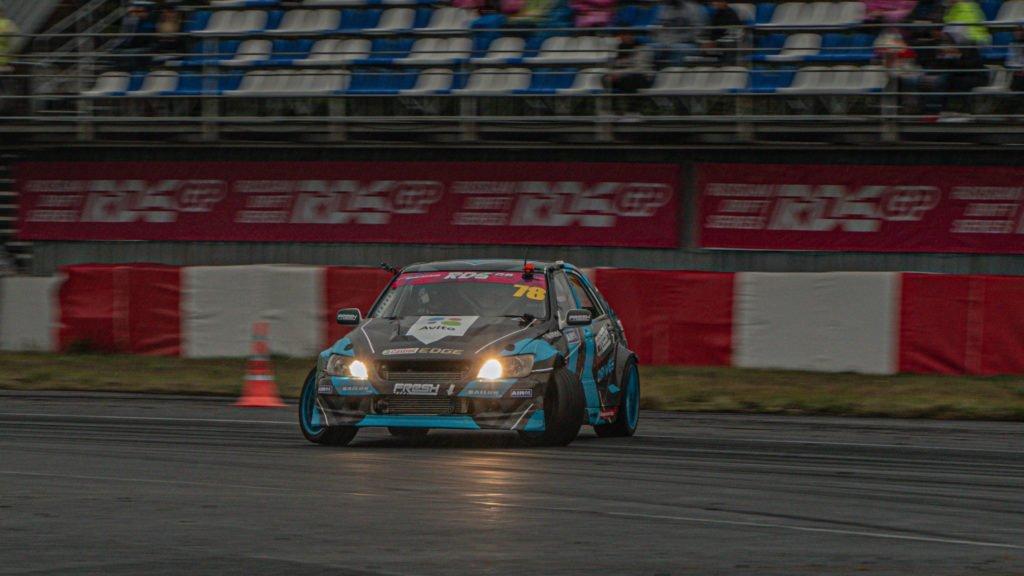 Алексей Головня — победитель московского этапа RDS GP 2020
