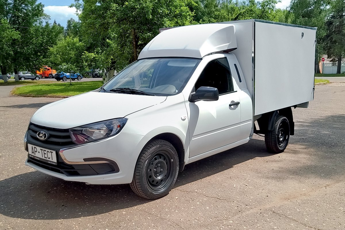 АвтоВАЗ прокомментировал итоги краш-теста фургона ВИС