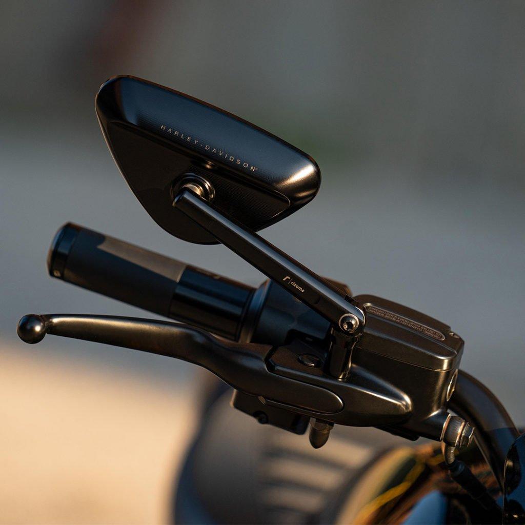 Harley-Davidson представляет новую коллекцию деталей и аксессуаров от компании Rizoma
