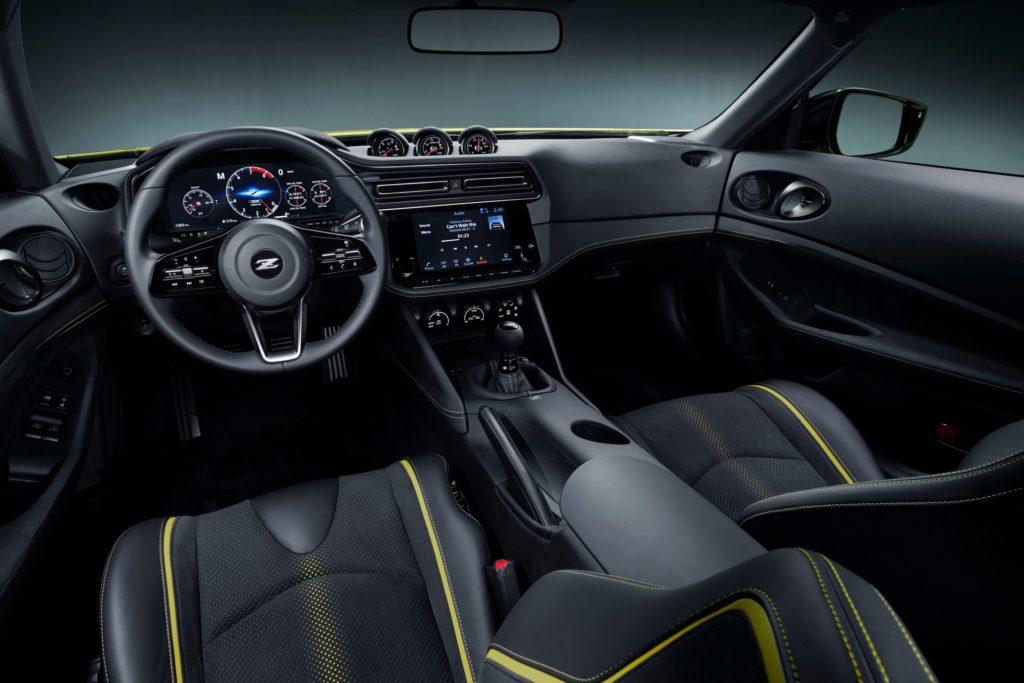 Nissan показал ностальгическое купе Z Proto