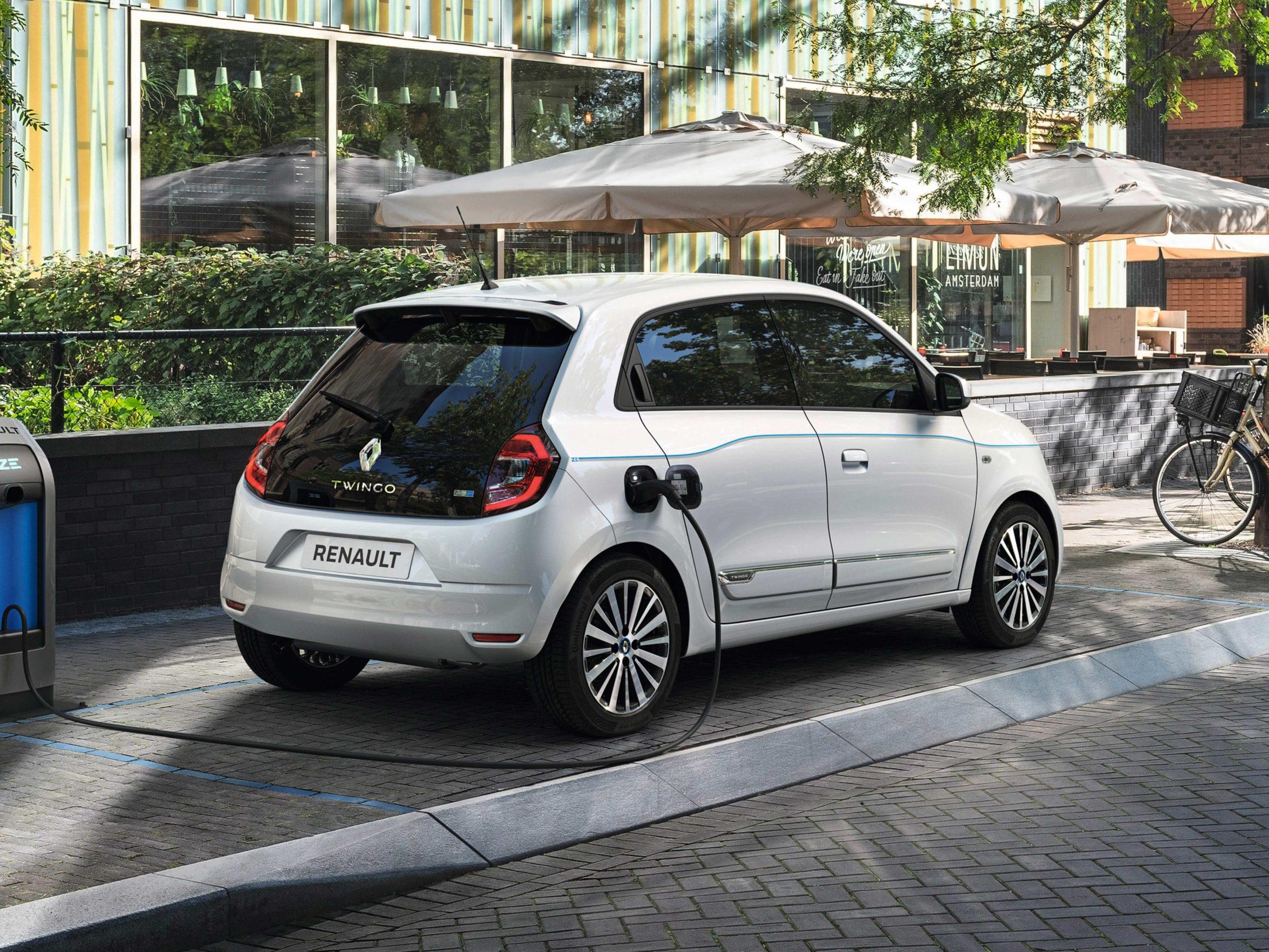 Renault планирует выпустить бюджетный электрокар