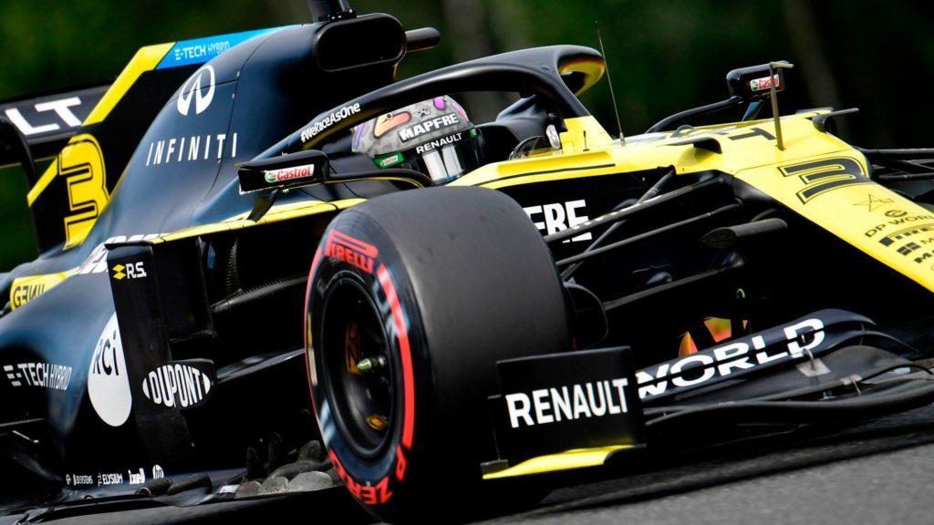 Формульная команда Renault в 2021 году будет переименована в Alpine F1