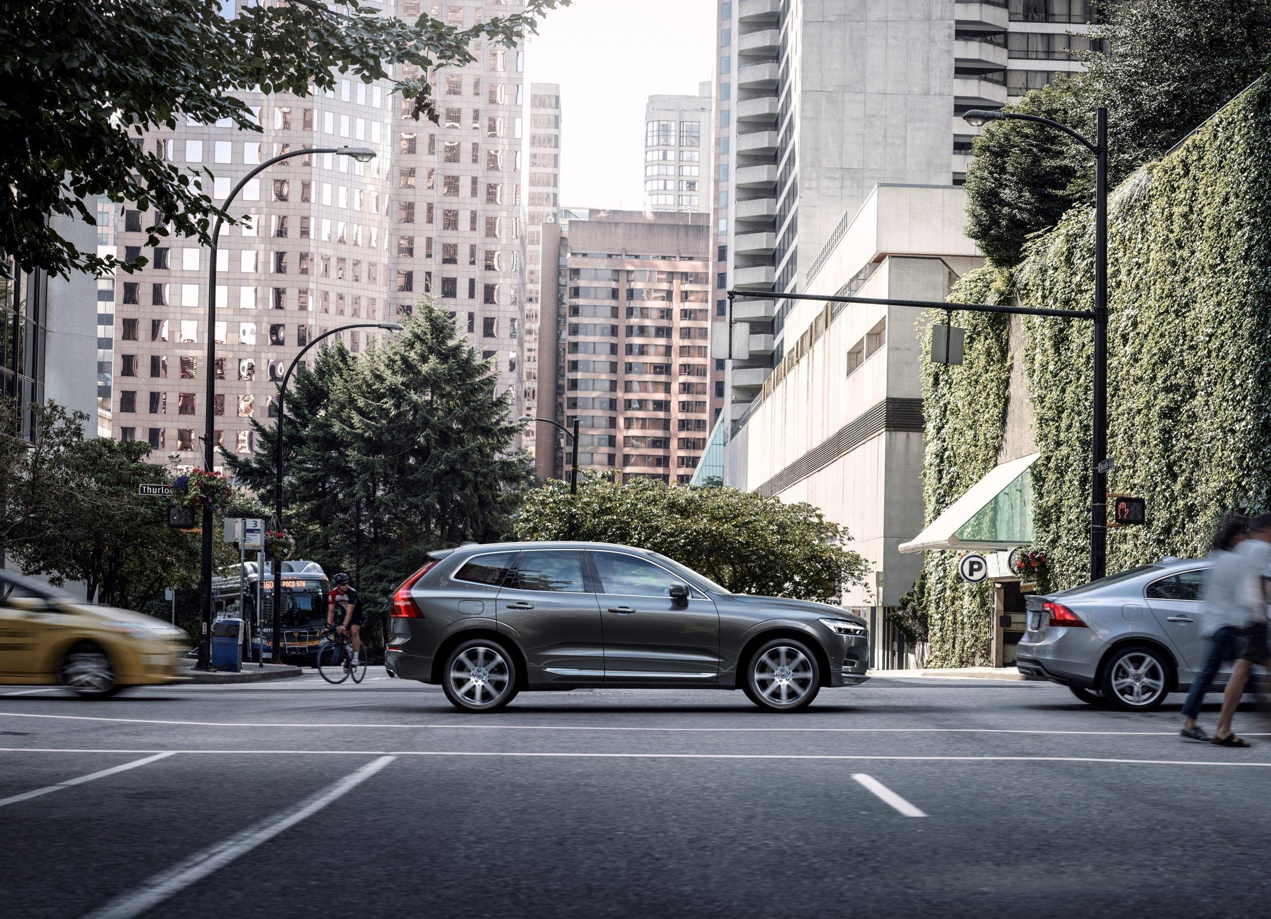 Россияне стали покупать больше Volvo