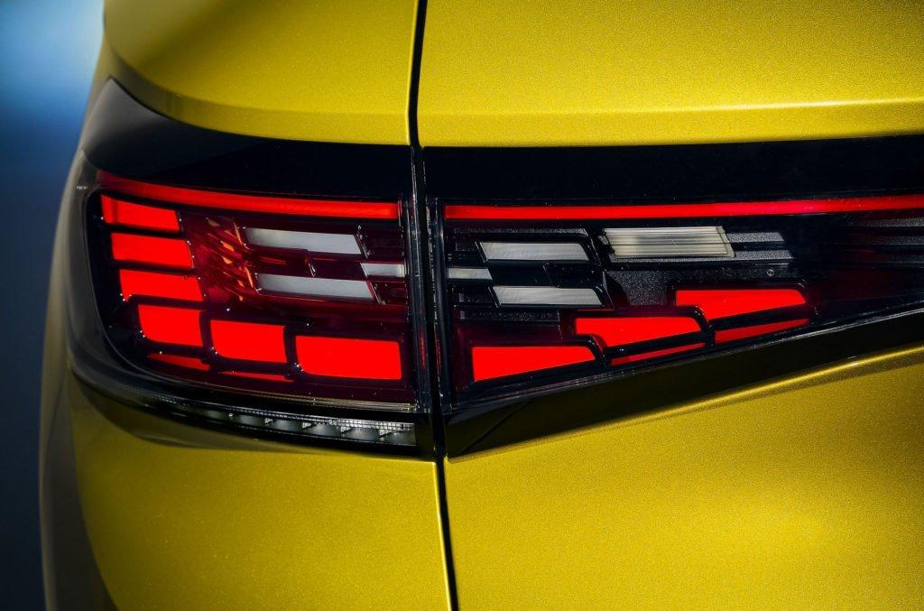 Volkswagen откажется от хрома в пользу светодиодов