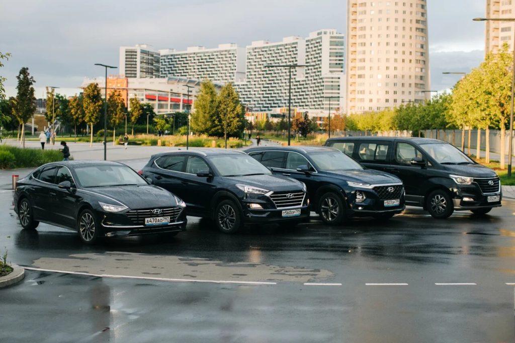Подписка на автомобили Hyundai: итоги года работы  в России и планы на будущее
