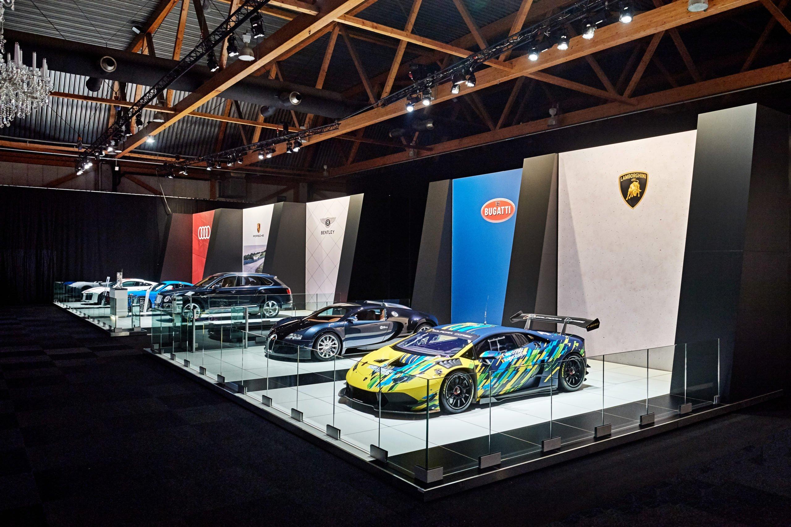 Volkswagen решит судьбу брендов Lamborghini, Bugatti и Ducati