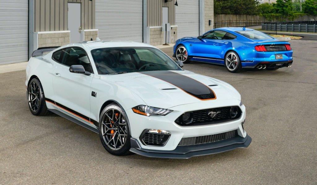 Ford Mustang Mach 1 выйдет на мировой рынок