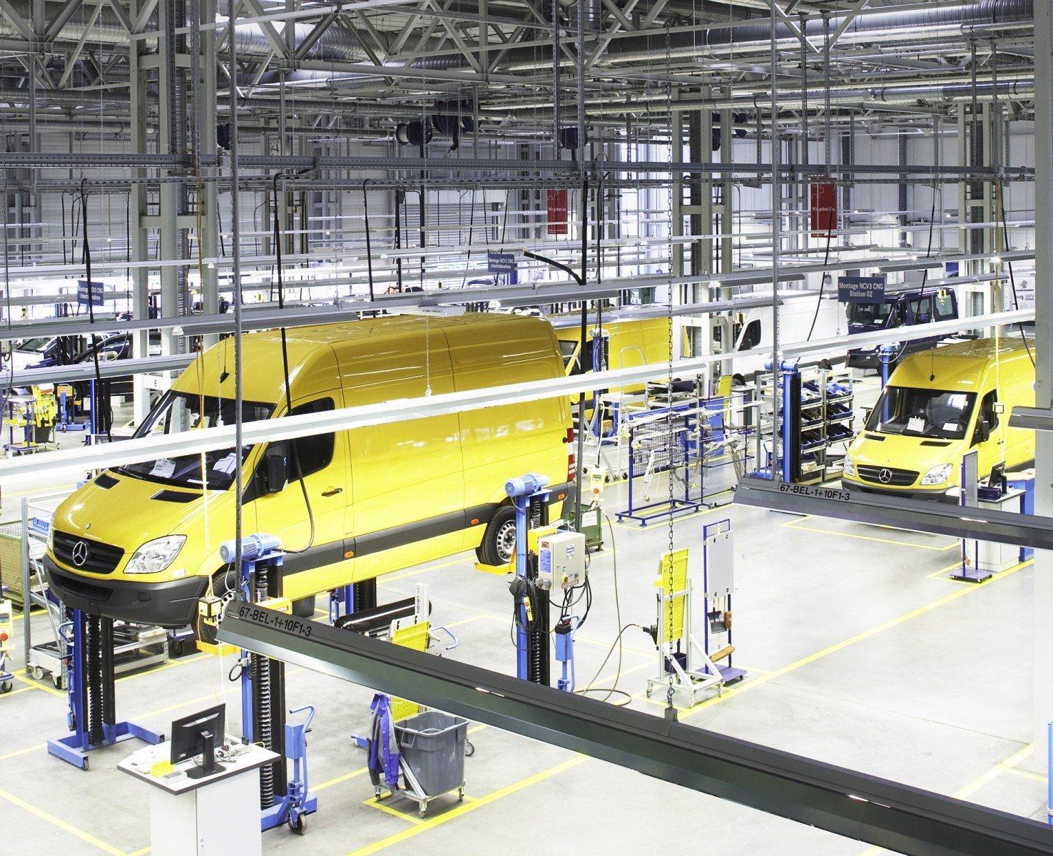 Mercedes-Benz завершил сотрудничество с «Группой ГАЗ»
