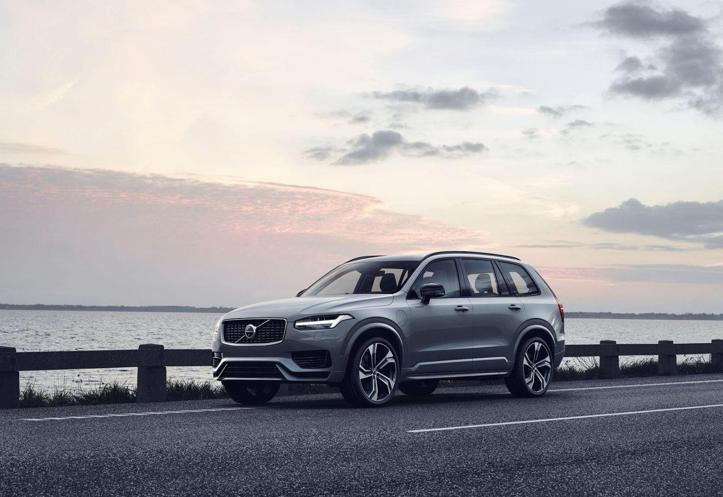 Volvo больше не будет выпускать машины с ДВС