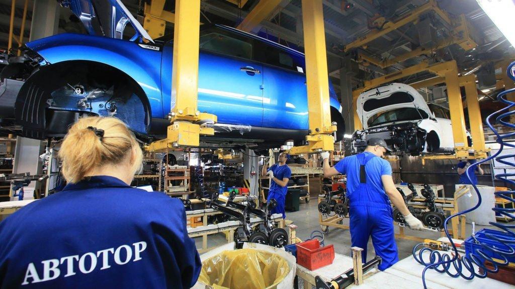 Калининградский «Автотор» выпустит собственный автомобиль