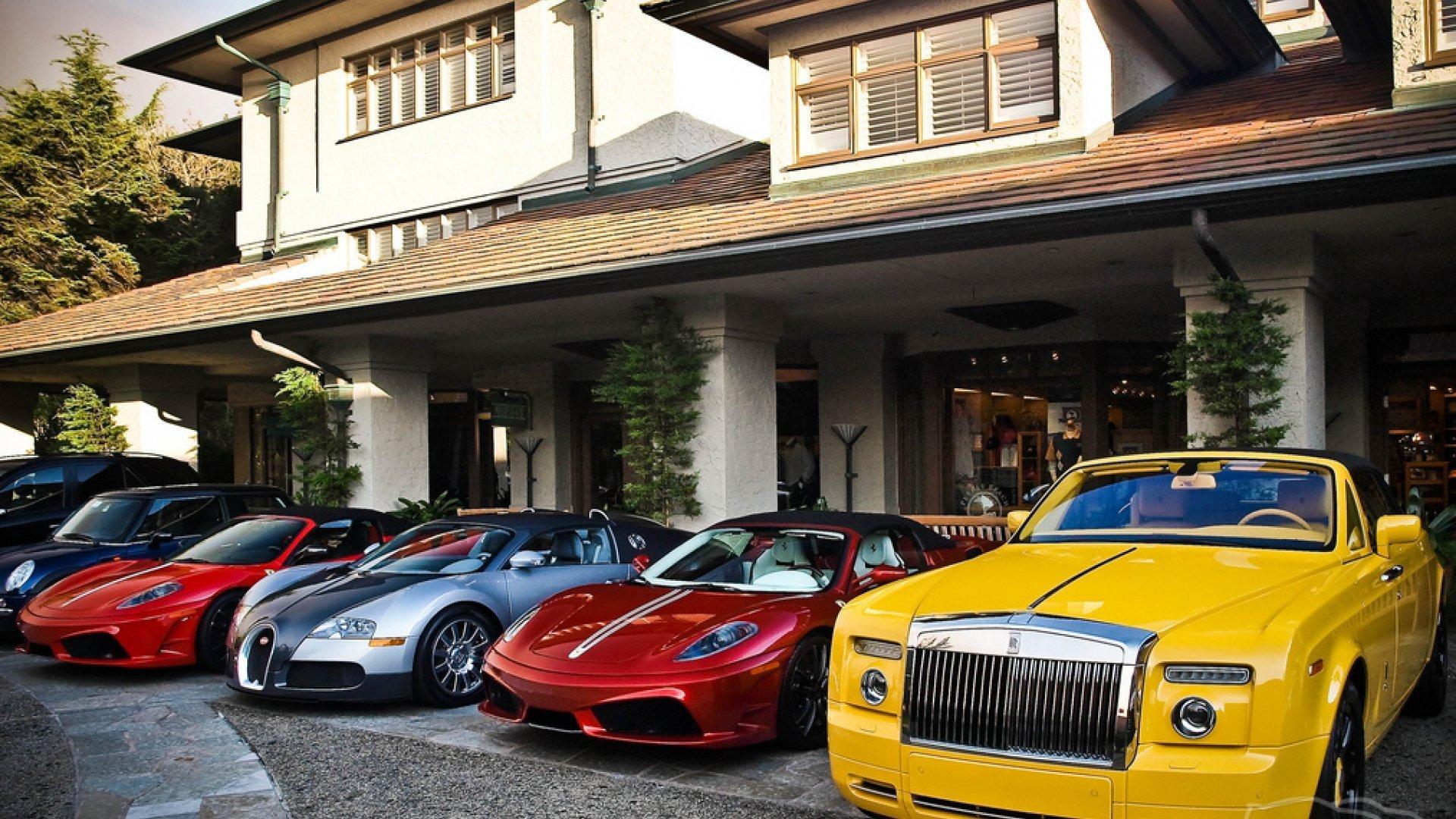 Названы самые дорогие автобренды в мире