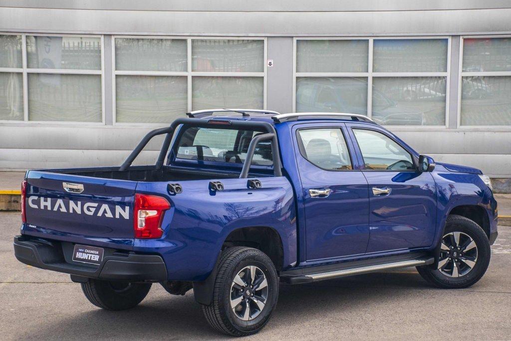 В России появится совместный пикап от Changan и Peugeot