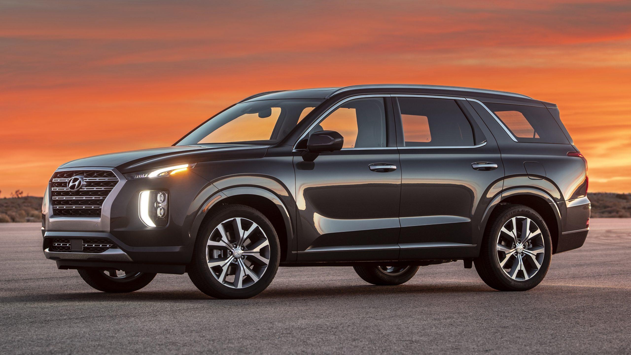 Стала известна моторная гамма кроссовера Hyundai Palisade для РФ