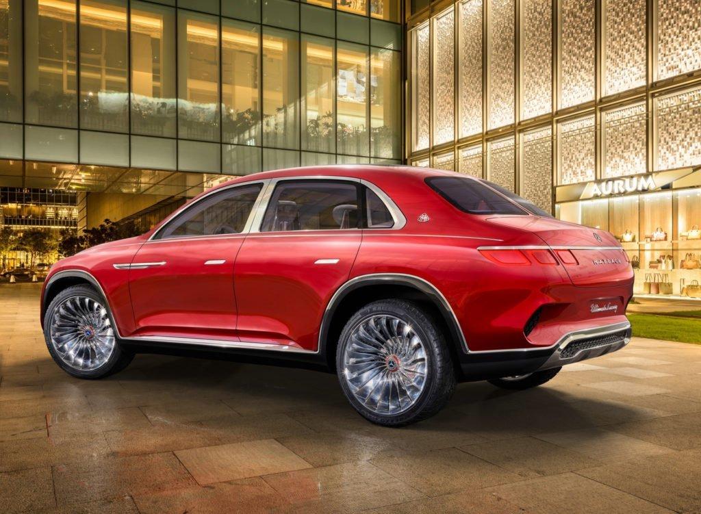 В Mercedes-Benz создадут новый класс автомобилей