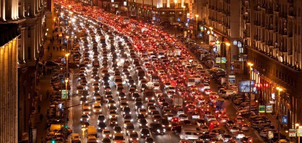 Указ Собянина смог сократить пробки в Москве