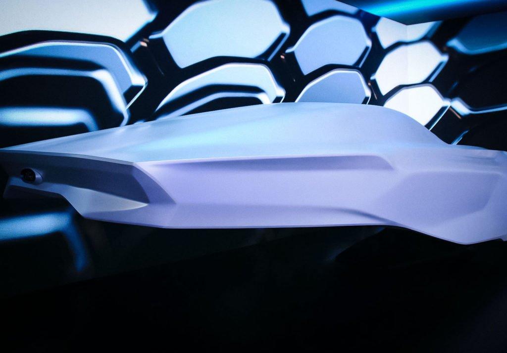 Ford представил новый автомобиль в виде скульптуры