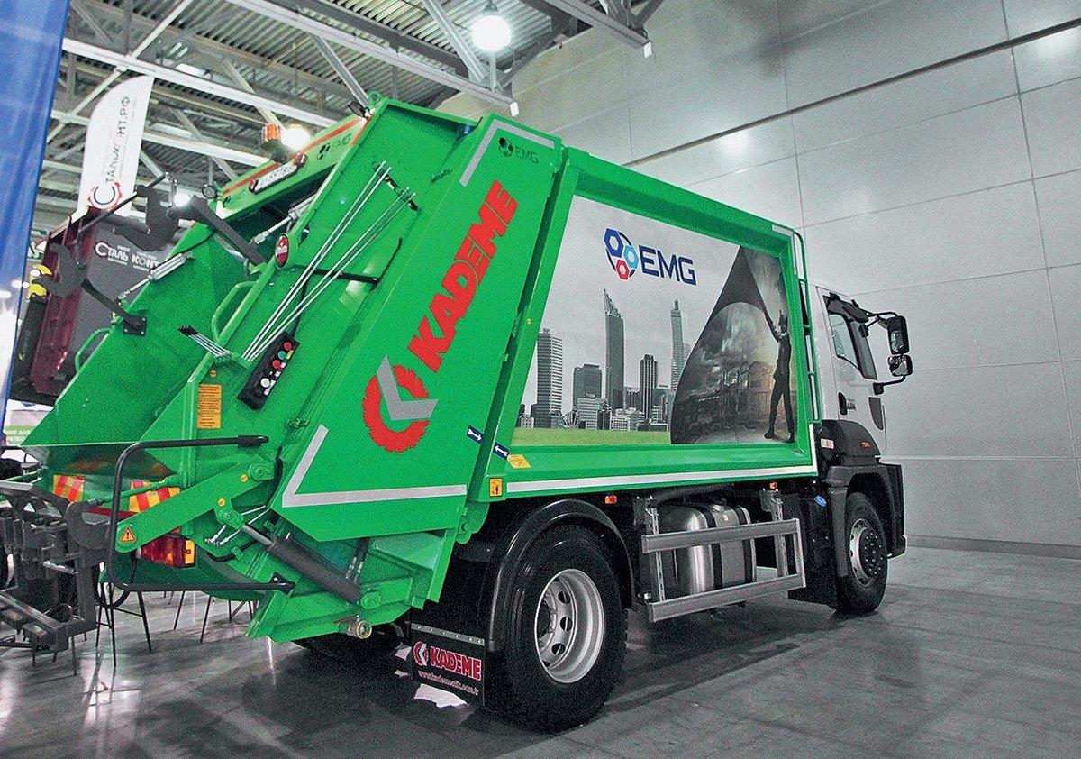 Деньги из мусора: что показали на выставке WasteTech