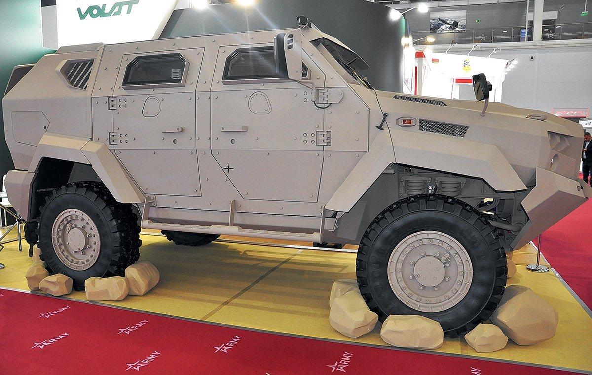 Выставка «Армия-2020»: какие новинки показал российский ВПК