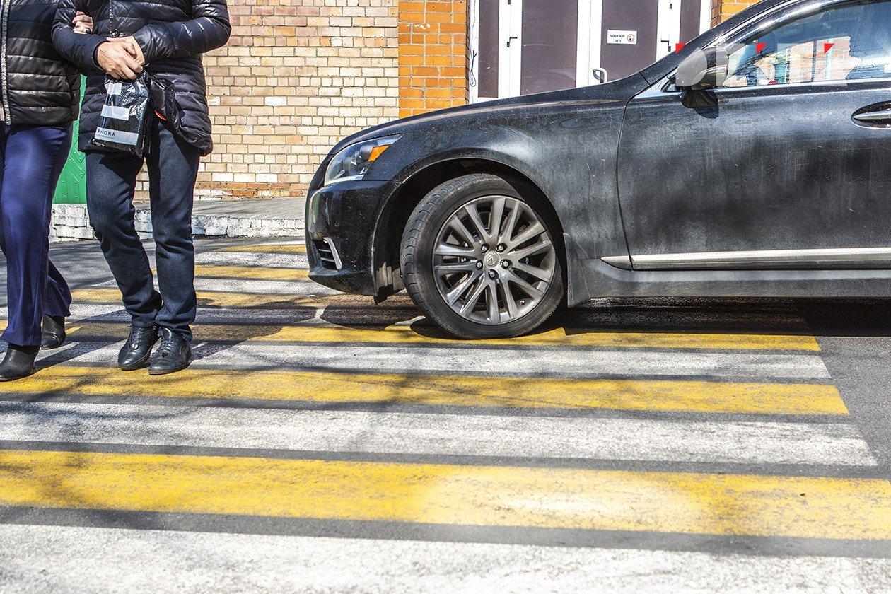Путаницы со штрафами за непропуск пешехода должно стать меньше