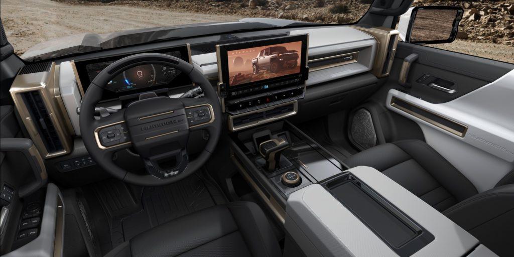 Hummer возвращается с невероятным 1000-сильным электрическим пикапом (видео)